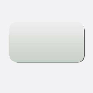 Горизонтальные жалюзи AMILUX цвет 0120 белый - 50 мм