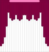 Мультифактурные жалюзи из ткани до 500 до 705 руб - Эскиз 1-1