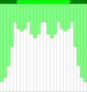 Мультифактурные жалюзи из ткани до 706 до 950 руб - Эскиз 1-2