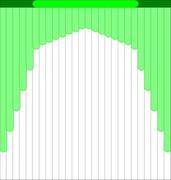 Мультифактурные жалюзи из ткани до 706 до 950 руб - Эскиз 2-2