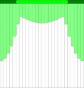 Мультифактурные жалюзи из ткани до 500 до 705 руб - Эскиз 3-1