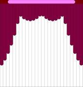 Мультифактурные шторы из ткани от 1000 до 1200 руб - Эскиз 3-2
