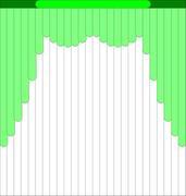 Мультифактурные жалюзи из ткани до 500 до 705 руб - Эскиз 3-2
