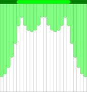 Мультифактурные жалюзи из ткани до 500 до 705 руб - Эскиз 3-3