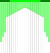 Мультифактурные жалюзи из ткани до 500 руб - Эскиз 4-4