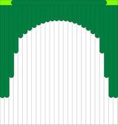 Мультифактурные шторы из ткани от 1000 до 1200 руб - Эскиз 6-1