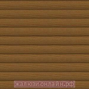 Горизонтальные алюминиевые жалюзи 25 мм ЦВЕТ-6040008 ДЕРЕВО