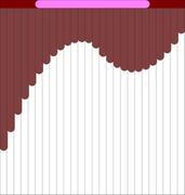 Мультифактурные жалюзи из ткани до 500 руб - Эскиз 7-1