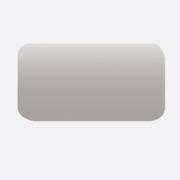 Горизонтальные жалюзи AMILUX цвет 7005 серебро - 50 мм