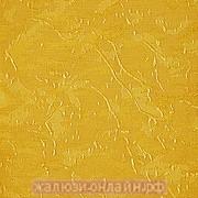 АЙС 03 ЖЁЛТЫЙ - Вертикальные жалюзи купить на окна с карнизом и тканью - цена за 1 кв. метр включает всё