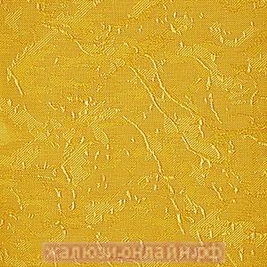 АЙС 03 ЖЁЛТЫЙ - Ламели вертикальные из ткани без карниза - цена за 1 кв. метр с грузилами и цепочкой