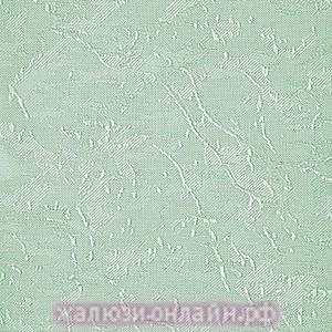 Жалюзи АЙС-27 САЛАТОВЫЙ - Вертикальные купить на окна с карнизом и тканью - цена за 1 кв. метр включает всё