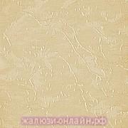 АЙС 29 БЕЖЕВЫЙ - Ламели вертикальные из ткани без карниза - цена за 1 кв. метр с грузилами и цепочкой