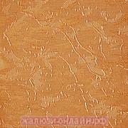 АЙС 95 ОРАНЖЕВЫЙ - Ламели вертикальные из ткани без карниза - цена за 1 кв. метр с грузилами и цепочкой