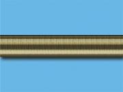 Антик гладкий - Цвет металлической трубы для выбора цвета декоративного карниза