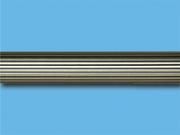 Антик рифленый - Цвет металлической трубы для декоративного карниза