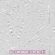 БАНСАЙ 43 КРЕМОВЫЙ - Ламели вертикальные из ткани без карниза - цена за 1 кв. метр с грузилами и цепочкой
