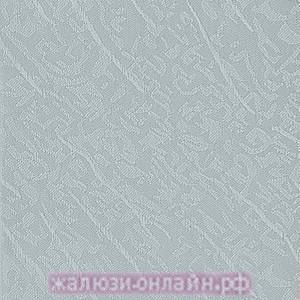 БЛЮЗ 27 САЛАТОВЫЙ - Ламели вертикальные из ткани без карниза - цена за 1 кв. метр с грузилами и цепочкой