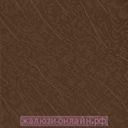 БЛЮЗ 30 ШОКОЛАД - Ламели вертикальные из ткани без карниза - цена за 1 кв. метр с грузилами и цепочкой