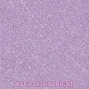 БЛЮЗ 06 СИРЕНЕВЫЙ - Вертикальные жалюзи купить на окна с карнизом и тканью - цена за 1 кв. метр включает всё
