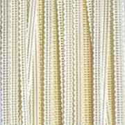 Верёвочные БРИЗ ДУБЛЬ белый 0190 - цена за пог.м. высотой 3 метра