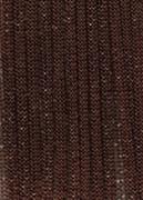 Верёвочные БРИЗ ДУБЛЬ коричневое серебро 2871 - цена за пог.м. высотой 3 метра