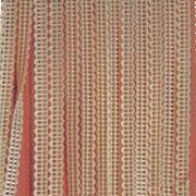 Верёвочные БРИЗ ДУБЛЬ персиковый 4096 - цена за пог.м. высотой 3 метра