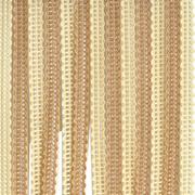 Верёвочные БРИЗ МУЛЬТИ бежевый 2746 - цена за пог.м. высотой 3 метра