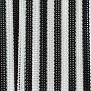 Верёвочные БРИЗ МУЛЬТИ темно-серый 1881 - цена за пог.м. высотой 3 метра
