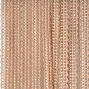Верёвочные БРИЗ персиковый 4240 - цена за пог.м. высотой 3 метра