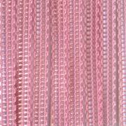 Верёвочные БРИЗ розовый 4082 - цена за пог.м. высотой 3 метра