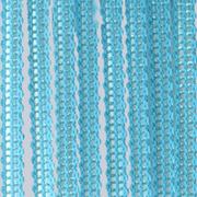 Верёвочные БРИЗ синий 5252 - цена за пог.м. высотой 3 метра