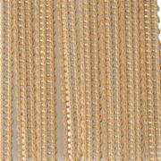 Верёвочные БРИЗ светло-коричневый 2801 - цена за пог.м. высотой 3 метра