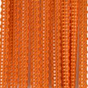 Верёвочные БРИЗ терракотовый 4290 - цена за пог.м. высотой 3 метра