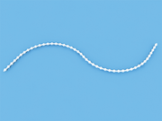 Цепь управления диаметр 3 мм для рулонных штор мини - цена за 1 пог. метр
