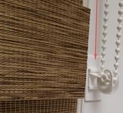 Натяжитель на скотче для 4,4 мм и 3 мм цепи управления рулонных штор