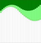 Мультифактурные шторы из ткани от 1000 до 1200 руб - Эскиз 8-3