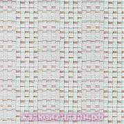 ЭДЕМ 93 ЗЕЛЕНЫЙ - Ламели вертикальные из ткани без карниза - цена за 1 кв. метр с грузилами и цепочкой