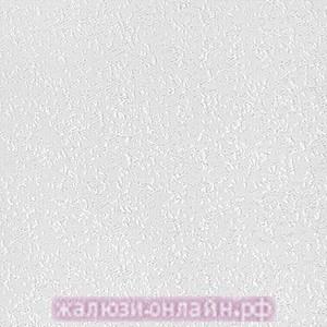 ФОКУС ВО 01 БЕЛЫЙ - БЛЭКАУТ 100% НЕПРОЗРАЧНЫЙ - Ламели вертикальные из ткани без карниза - цена за 1 кв. метр с грузилами и цепочкой