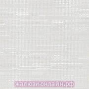 ХАНОЙ 01 БЕЛЫЙ - Ламели вертикальные из ткани без карниза - цена за 1 кв. метр с грузилами и цепочкой