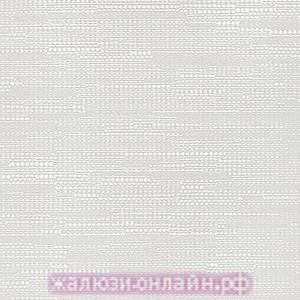 Жалюзи на окна ХАНОЙ-01 БЕЛЫЙ - Вертикальные с карнизом и тканью - цена за 1 кв. метр включает всё