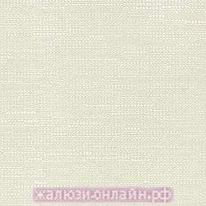 ХАНОЙ 02 КРЕМОВЫЙ - Ламели вертикальные из ткани без карниза - цена за 1 кв. метр с грузилами и цепочкой