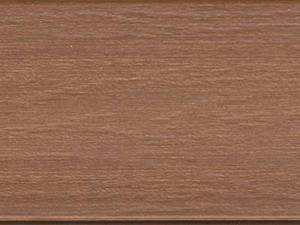 Горизонтальные пластиковые жалюзи AMILUX КАРЕЛИЯ каштан - 50 мм ламели