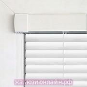 INTEGRA G-FORM - КАССЕТНЫЕ Горизонтальные жалюзи цвет-1003 БЕЛЫЙ- 25 мм