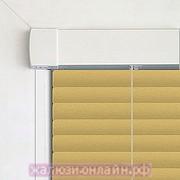 INTEGRA G-FORM - КАССЕТНЫЕ Горизонтальные жалюзи цвет-199 ЗОЛОТО-ГЛЯНЕЦ - 25 мм