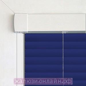 INTEGRA G-FORM - КАССЕТНЫЕ Горизонтальные жалюзи цвет-571 СИНИЙ - 25 мм