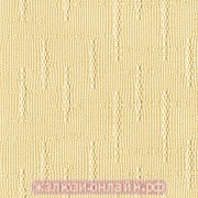 КЕНИЯ 03 ЖЁЛТЫЙ - Ламели вертикальные из ткани без карниза - цена за 1 кв. метр с грузилами и цепочкой