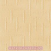 КЕНИЯ 04 ПЕРСИК - Ламели вертикальные из ткани без карниза - цена за 1 кв. метр с грузилами и цепочкой