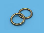 Кольцо металлическое - для карниза штор образец