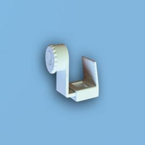 Кронштейн нижний навесной без сверления на МИНИ рулонные шторы